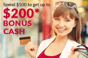 Best Credit Cards for Earning Bonus Cash with Minimum Required Spending