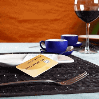 Best Dining Credit Cards with No Annual Fee