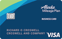 Alaska Airlines Visa® Business Credit Card Review - 30,000 Bonus Miles and Companion Fare