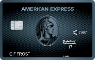 Apply online for American Express Cobalt Card