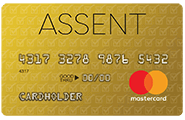 Assent Platinum Mastercard Secured Credit Card