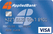 Applied Bank® Unsecured Classic Visa® Card
