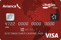 Apply online for Avianca Vida Visa Card