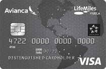 Apply online for Avianca Vuela Visa Card