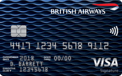 British Airways Visa Signature Card