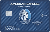 The Blue for Business Credit Card from American Express
