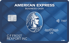 Apply online for American Express Blue Business Cash Card