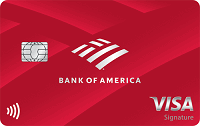 Bank of America Customized Cash Rewards Credit Card