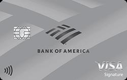 Bank of America Unlimited Cash Rewards credit card