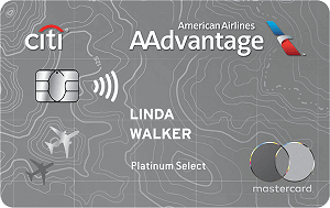 Citi Platinum Select / AAdvantage Visa Signature Card