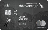 Apply online for Citi / AAdvantage Executive World Elite Mastercard