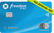Apply online for Chase Freedom - $200 Bonus