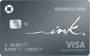 Ink Cash Business Card