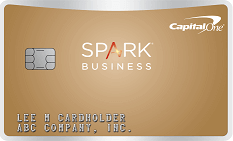 Apply online for Capital One Spark Classic for Business