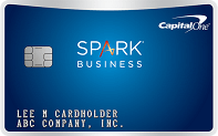 Apply online for Capital One Spark Miles Select for Business