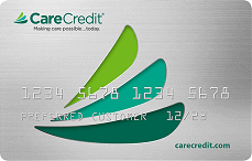 CareCredit<sup>®</sup> credit card