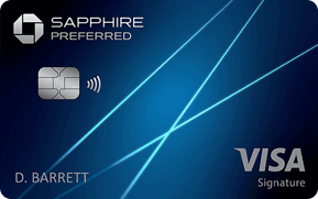 Learn more on Chase Sapphire Preferred Card