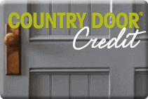 Apply online for Country Door Credit