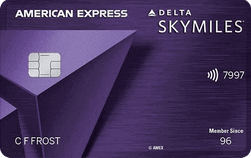 Delta SkyMiles® Reserve American Express Card