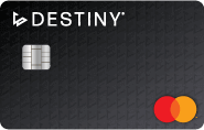 Apply online for Destiny Mastercard