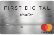 Apply online for First Digital Mastercard