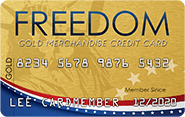 Apply online for Freedom Gold Card