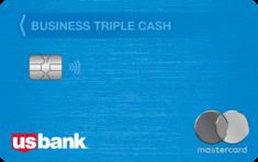 U.S. Bank Business Triple Cash Rewards World Elite Mastercard