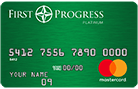 The First Progress Platinum Elite MasterCard Secured Credit Card