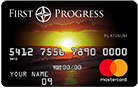 Apply online for First Progress Platinum Select MasterCard Secured Credit Card