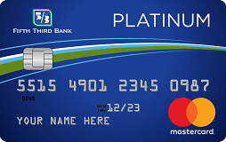 Apply online for Secured Credit Card from Fifth Third Bank