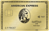 Apply online for American Express Gold Rewards Card