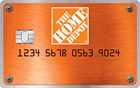 Apply online for Home Depot Consumer Credit Card