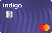Apply online for Indigo Unsecured Mastercard - Prior Bankruptcy is Okay