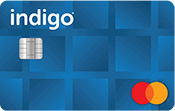 Indigo Mastercard for Less than Perfect Credit