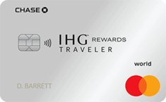 Learn more on IHG Rewards Club Traveler Credit Card