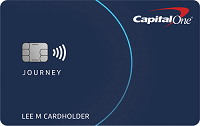 Apply online for Journey Student Rewards from Capital One