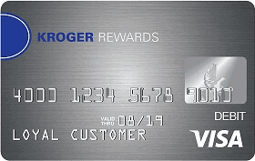 Kroger REWARDS Prepaid Visa Card