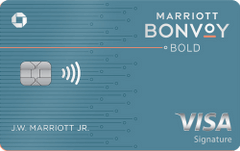 Learn more on Marriott Bonvoy Bold Credit Card
