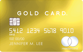 Apply online for MasterCard Gold Card