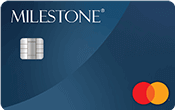 Milestone Gold Mastercard with Free Choice of Card Image