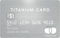 Mastercard® Titanium Card