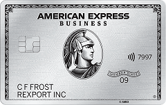 The Enhanced Business Platinum Card from American Express OPEN