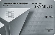 Delta SkyMiles Platinum Business American Express Card