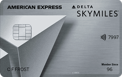 Apply online for Delta SkyMiles Platinum American Express Card