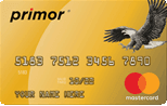 primor Secured Mastercard Gold Card