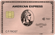Apply online for American Express Premier Rewards Gold Card