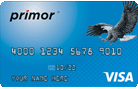 Green Dot primor® Visa® Classic Secured Credit Card