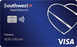 Learn more on Southwest Rapid Rewards Premier Credit Card
