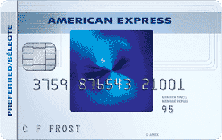 The SimplyCash Preferred Card from American Express