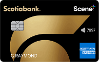 Apply online for Scotiabank Gold American Express Card